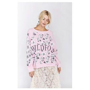 Wildfox Garden Kim's Sweater